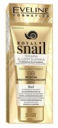 Eveline Cosmetics Royal Snail Matujący krem BB przeciw niedoskonałościom 8w1 30ml