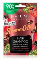 Eveline Food for Hair szampon do włosów Aroma Coffee 20ml