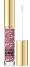 Eveline Glow&Go Lip Gloss Błyszczyk do ust 02 CANDY PINK