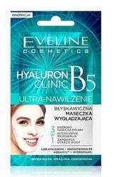 Eveline Hyaluron Clinic B5 Błyskawiczna maseczka wygładzająca 3w1 7ml