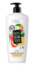 Eveline I LOVE VEGAN FOOD balsam do ciała Mango/Awokado 350ml