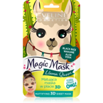 Eveline Magic Mask maska w płacie 3D Llama Queen