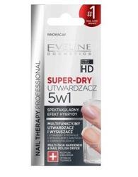 Eveline Nail Theraphy SUPER-DRY Multifunkcyjny utwardzacz i wysuszacz 5w1 12ml