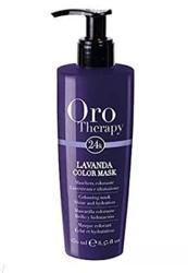 FANOLA Oro Therapy Lavenda Color Mask Maska koloryzująca do włosów 250ml