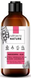 FAVORITE odżywka chroniąca kolor włosów farbowanych - Makadamia i Algi 250ml