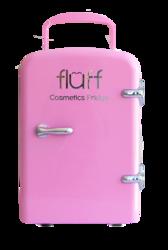 FLUFF Lodówka kosmetyczna Różowa