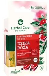 Farmona Herbal Care olejek do ust Dzika Róża 5ml