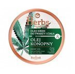 Farmona Herbs Oleo krem OLEJ KONOPNY 100 ml