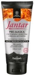 Farmona Jantar PRE-MASKA do włosów  z wyciągiem z bursztynu i aktywnym węglem 200ml