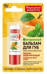 Fitokosmetik Balsam do ust Miętowo-pomarńczowy 4,5g