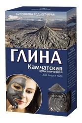 Fitokosmetik Kamczatska Glinka Czarna Ujędrniająca, 2 x 50 g