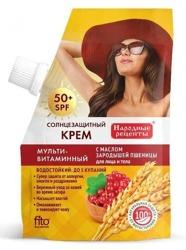 Fitokosmetik Krem do twarzy i ciała z filtrem SPF50 50ml