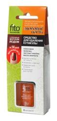 Fitokosmetik Preparat do usuwania skórek wzmacniający paznokcie, 8 ml