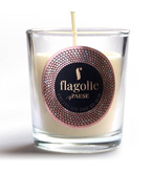 Flagolie by PAESE świeca sojowa FRUITS ON THE BEACH 70g