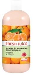 Fresh Juice Żel pod prysznic Tangerine&Awapuhi 500ml