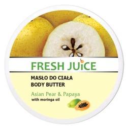 Fresh Juice masło d/c Asian Pear&Papaya 225ml