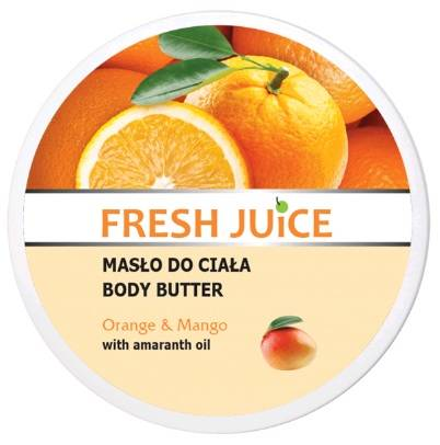 Fresh Juice masło do ciała Passion Orange&Mango 225ml