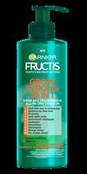 GARNIER FRUCTIS 10in1 GROW STRONG Krem do włosów bez spłukiwania 400ml