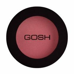 GOSH Natural Blush - Róż na policzki, 39 Electric Pink
