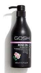 GOSH Rose Oil Szampon do włosów 450ml