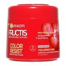Garnier Fructis Color Resist Maska do włosów farbowanych 300ml