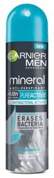 Garnier MEN Spray Mineral Pureactive 48h Dezodorant dla mężczyzn w sprayu 150ml