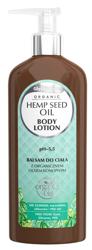 GlySkinCare Hemp Seed Oil Balsam do ciała z organicznym olejem konopnym 250ml