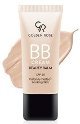 Golden Rose BB Cream SPF25 Lekki krem BB 01 Light
