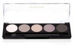 Golden Rose Professional Paleta 5 cieni do powiek 111 Misty Matte
