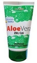 Gorvita Aloe Vera Żel do twarzy z mikroelementami i biopierwiastkami 150ml