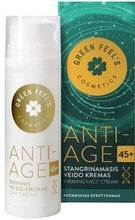 Green Feel's ANTI-AGE krem 45+ 50ml