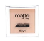 HEAN Matte All Day Fixing Puder utrwalający - 500 Soft Beige