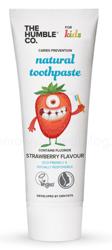 HUMBLE Pasta do zębów dla dzieci Strawberry Flavour 75ml