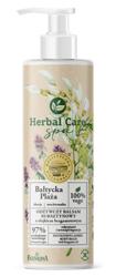 Herbal Care SPA odżywczy balsam bursztynowy BAŁTYCKA PLAŻA z olejkiem bergamotowym 400ml