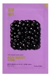 Holika Holika Mask Sheet Pure Essence Acai Berry - 20ml