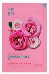 Holika Holika Mask Sheet Pure Essence Damask Rose - Maseczka do twarzy w płachcie z ekstraktem z róży 20ml
