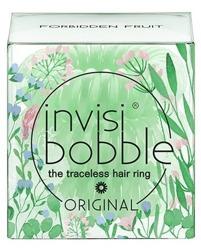 INVISIBOBBLE Forbidden Fruit Zielona gumka do włosów, 3 sztuki