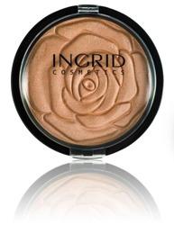 Ingrid HD Bronzing Powder Compact - Puder brązujący 25g