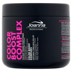 Joanna PROFESSIONAL Color Boost PINK Odżywka koloryzująca różowa 500g