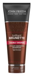 John Frieda Brilliant Brunette Visibly Deeper Shampoo Szampon do włosów ciemnych 250ml