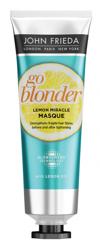 John Frieda Go Blonder Lemon Miracle Masque Maska do włosów blond 100ml