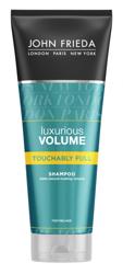 John Frieda Luxurious Volume Touchably Full Shampoo Szampon dodający objętości włosom cienkim 250ml