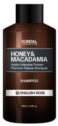 KUNDAL Hair Shampoo Szampon do włosów ENGLISH ROSE 100ml