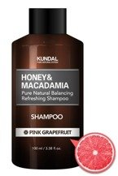 KUNDAL Hair Shampoo Szampon do włosów PINK GRAPEFRUIT 100ml