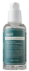 Klairs Rich Moist Soothing - Wegańskie serum do każdego rodzaju cery 80ml
