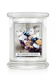 Kringle Candle Słoik średni Blueberry Muffin 411g