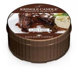 Kringle Candle daylight świeczka zapachowa Lava Cake 42g