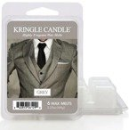 Kringle Country Candle 6 Wax Melts Wosk zapachowy - Grey