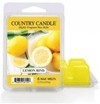 Kringle Country Candle 6 Wax Melts Wosk zapachowy - Lemon Rind