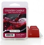 Kringle Country Candle 6 Wax Melts Wosk zapachowy - Pinot Noir
